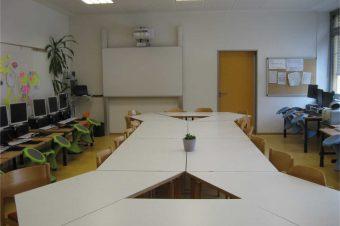 Neuer Medienraum der IGB Gottfried-Kinkel
