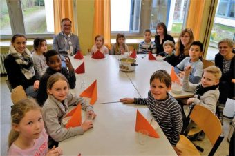 Gesunde Ernährung im Ganztag des Kinderwerks Baronsky