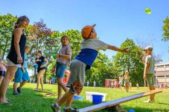 10 Jahre Kinderwerk Baronsky: Wir feiern mit einem bunten Sport- und Spielefest!